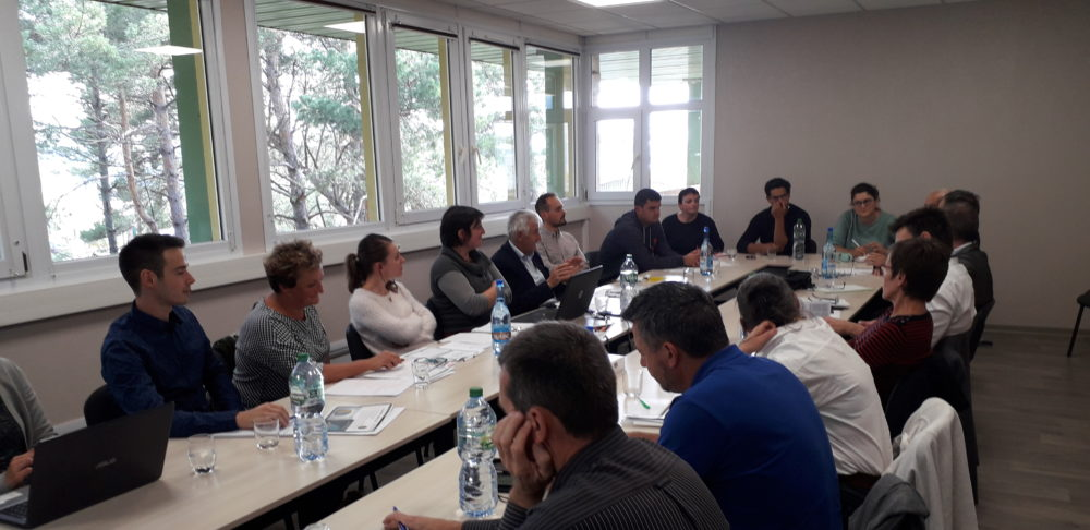 Conseil de Développement Territorial octobre 2019