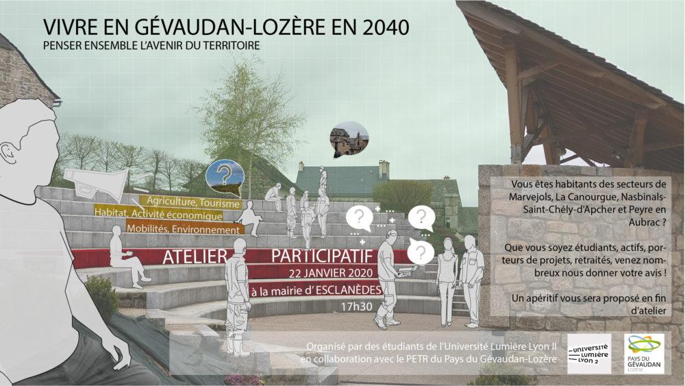 Atelier participatif à Esclanèdes 220120